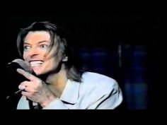 David Bowie The Pretty Things Are Going To Hell 1999 - YouTube