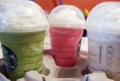 My summer addiction to Starbucks Frappuccino