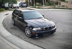 After all these years she still catches my eyes.and my wallet! 😂😂😂 don't know about these wheels. Lol, the tuck on the front is 😂 E46 Touring, After All These Years, Station Wagon, Bmw E46, Apples, Wheels, Lol, Wallet, Cars