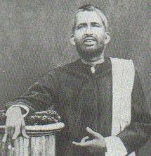 the great Ramakrishna Paramahamsa