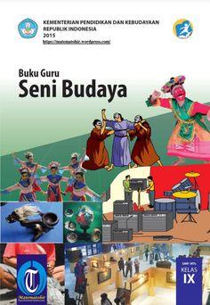 Download Buku Guru Kurikulum 2013 SMP/MTs Kelas 9 Mata Pelajaran Seni Budaya