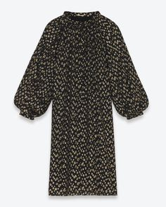 Liquette Dress, Yves St Laurent.  Thank you lord for eyes to see this...