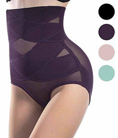 e2b1cef1b790 Sexy Womens High Waist Tummy Control Body Shaper Briefs Slimming Shorts  Panties (4xl, Beige)