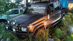 Toyota negro matte, ARB4x4 (christopherbrenes@arquitecto.com) Facebook…