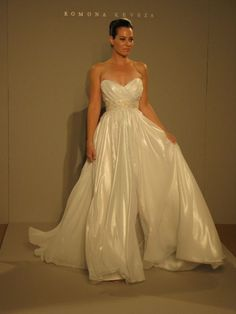 New York Bridal Market Romona Keveza Fall 2009