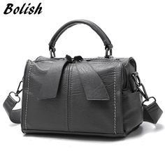 Cheap brand tote bag, Buy Quality tote bag directly from China tote bags brand Suppliers: Bolish Brand Soft PU Leather Women Handbag Female Shoulder Bag Larger Size Tote Bag /women Messenger Bag Handbag Patterns, Types Of Bag, Small Shoulder Bag, Black Tote Bag, Crossbody Shoulder Bag, Crossbody Bags, Large Bags, Luggage Bags, Leather Handbags