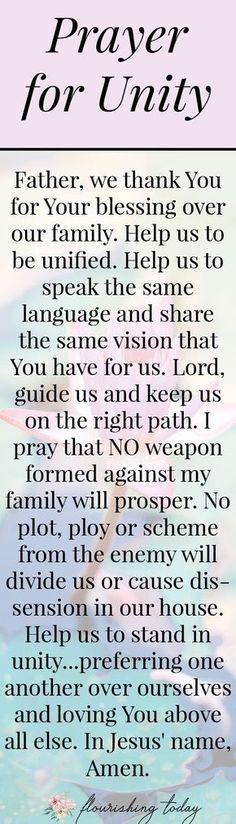 5 Powerful Prayers that Will Help Your Family Flourish
