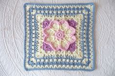 Ravelry: Project Gallery for Fall Blossom pattern by Aurora Suominen
