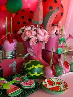 Watermelon Birthday, Fruit, Cake, Desserts, Party Ideas, Tailgate Desserts, Deserts, Kuchen, Postres