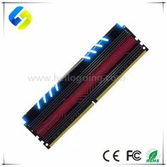 Hot Desktop computer DDR4 8GB 2400MHz DDR ram with LED