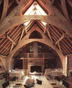 Modern Viking Longhouse