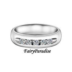 MMC 1ct Natural Blue Topaz Wedding Silver Pendants Necklaces