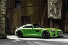 #Mercedes AMG GT-R - Beast from Green Hell www.asautoparts.com