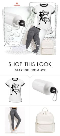 """""""SNAPMADE 20"""" by anidahadzic ❤ liked on Polyvore featuring BP., NIKE and Valentino"""