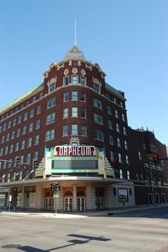 The Orpheum Theatre complex consists of the beautifully restored historic theater, a versatile second stage and reception venue, expanded public space and amenities, each providing superior artist and patron services. #Wichita