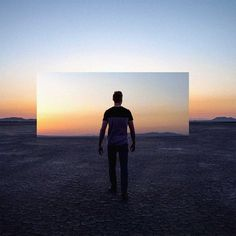 Landscape Mirrors: Photo Manipulations by Rigved Sathe - Inspiration Grid Graphic Design Tips, Grid Design, Freelance Graphic Design, Photoshop Photography, Landscape Photography, Photography Ideas, Multiple Exposure, Silhouette, Look In The Mirror