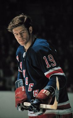 Jean Ratelle - New York Rangers