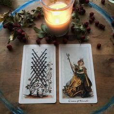 Journal — Blackberry The work of self love and our bodies. Pagan Otherworlds Tarot