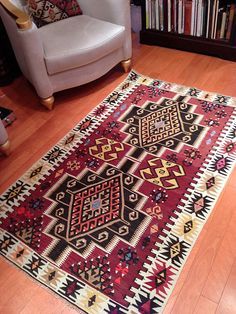 Adana Old Kilim by KILIM HOUSE