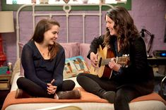 Remember that time Lauren Graham's television daughters, Alexis Bledel and Mae Whitman, met and you thought your heart was going to explode? Well, prepare yourself, because there's more where that came from.