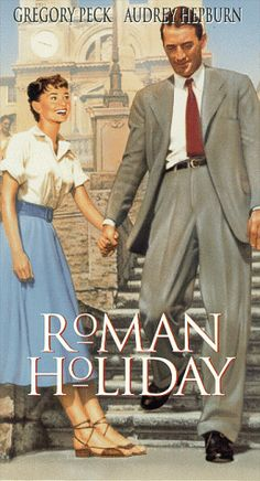 Roman Holiday. The first black and white movie that I loved. Also the first time I saw where the guy does not end up with the girl in the end.