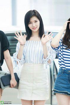 Dahyun, Chaeyoung, and Nayeon