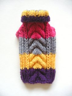 Hand Knitted Sweater for DogsChihuahua sweaterPet by Billeshop, $18.00