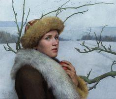 Louise C. Fenne - Mid Winter