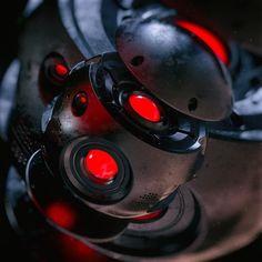 26.1.2016 - PR-Type 1 #Fusion360 #Cinema4D #C4D #ArnoldRenderer #SciFi #Futuristic #Hardsurface #Machine #Mechanical #Abstract #3D #Render #Digital #Art #Design #Everyday by aspenexcel