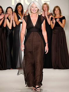 2013 Fashion for Over 50 | Plus Size Fashion Tips For Women Over 50