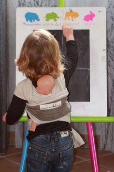 8633b0e4e885 61 meilleures images du tableau portage   Babywearing, Baby slings ...