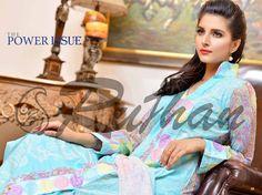 Rujhan Fabrics Festivana Eid Dresses 2014: Latest Eid Dresses