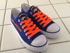 Denver Broncos Womans Tennis Shoes