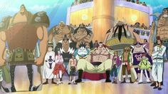 Whitebeard and his commanders (1280×720)