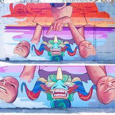By @leksmoor in the Dominican Republic - http://globalstreetart.com/leks  #globalstreetart