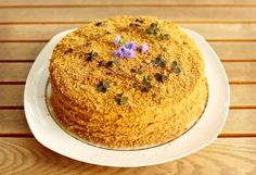 Рыжик торт Easy Cake Recipes, Beautiful Cakes, Pancakes, Muffin, Easy Meals, Yummy Food, Favorite Recipes, Candy, Cooking