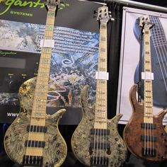 @bassmusicianmag @elrickbasses, #bassguitar #electricbass #custombass #badassbass #bassporn#bassmusicianmag#namm… #BassMusicianMag