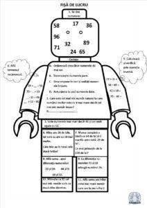 Recapitulare finală - Fișă de lucru Lego Flower Crafts, Projects For Kids, Mathematics, Worksheets, School, Story Cubes, Lego, Maths, Play