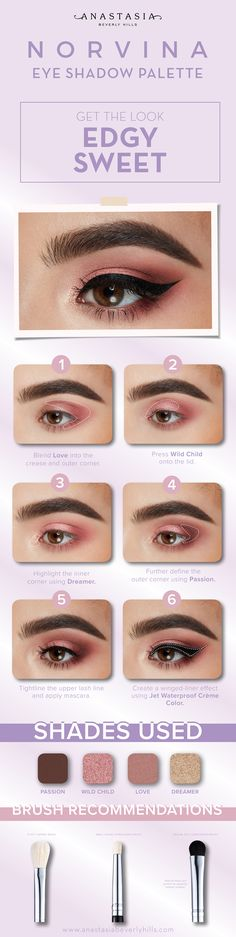 Natural Makeup Tips Makeup Goals, Makeup Inspo, Makeup Inspiration, Makeup Ideas, Eyeshadow Looks, Eyeshadow Makeup, Hair Makeup, Eye Makeup Steps, Homecoming Makeup