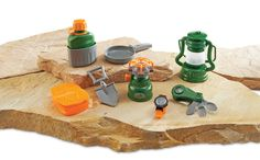 10 Camping Supplies for Kids as seen on toys.about.com