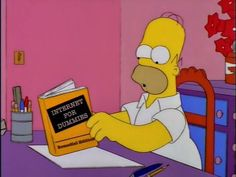 """SimpsonsQOTD @SimpsonsQOTD """"Oh, so they have internet on computers now."""" pic.twitter.com/GlhMIs5uLr"""