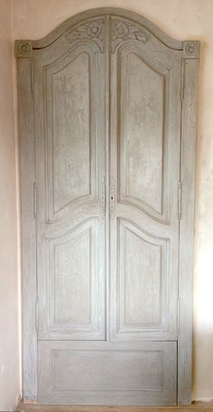 French Armoire Refurbished