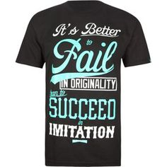 MIGHTY HEALTHY PS Fail Mens T-Shirt