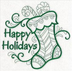 Machine Embroidery Designs at Embroidery Library! Christmas Embroidery Patterns, Embroidery Applique, Machine Embroidery Designs, Embroidery Ideas, Christmas Prayer, Christmas Crafts, Christmas Stuff, Sewing Crafts, Sewing Projects