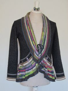 Altered Cardigan
