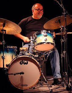 Peter Erskine - fantastic Jazz drummer and great Teacher too !!