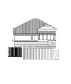 105 V House / Shaun Lockyer Architects