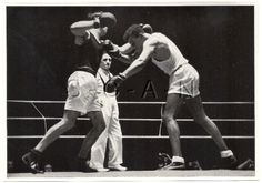 Wwii #german large 1936 olympic #sports photo image- boxing- boxers- #runge- love,  View more on the LINK: http://www.zeppy.io/product/gb/2/322249984520/