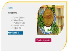 Buy Pudina Khakhras Online | Spicy Pudina Khakhra recipe | Methi Pudina Khakra