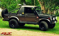 RJ Design's Maruti Gypsy 2